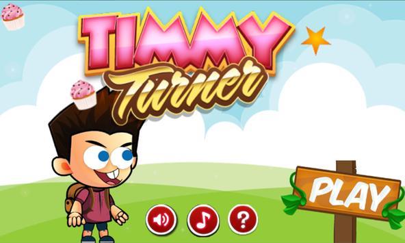 Timmy Adventure Turner poster