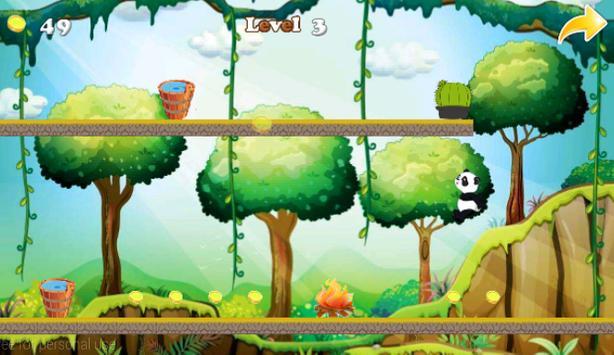 Thanksgiving Super Panda apk screenshot