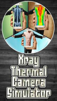 Xray Thermal Scanner Simulator poster