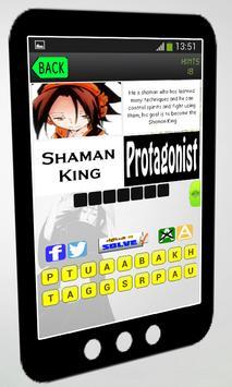 4 Pics 1 Anime character poster