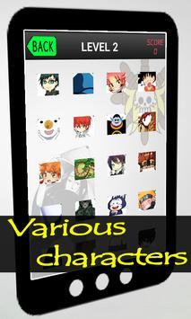 4 Pics 1 Anime character screenshot 2