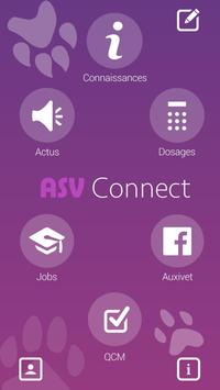 ASV Connect poster