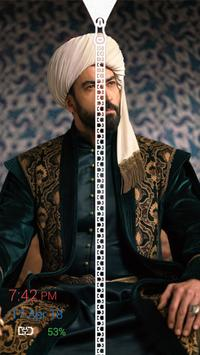 Mehmed Fatihi HD Screen Zipper Lock-  محمد الفاتح poster