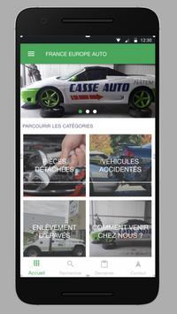 CASSE AUTO poster