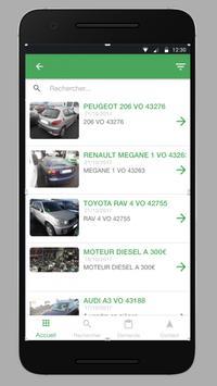 CASSE AUTO apk screenshot