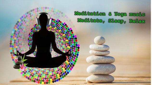 Meditation MP3 (anti-stress): Meditate,Sleep,Relax apk screenshot