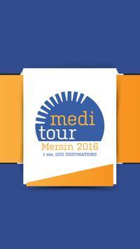 Meditour 2016 poster