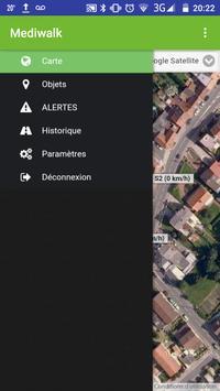 MEDIWALK 1.0 screenshot 4
