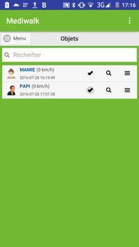 MEDIWALK 1.0 screenshot 3