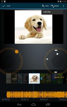 Video Maker Movie Editor screenshot 9