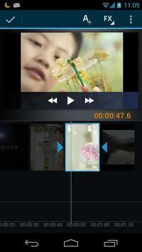 Video Maker Movie Editor screenshot 2