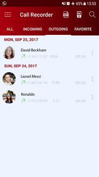 Auto call recorder screenshot 5