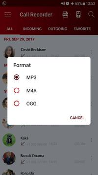 Auto call recorder screenshot 14