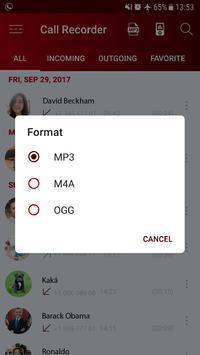 Auto call recorder screenshot 18