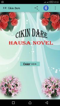 Cikin Dare poster