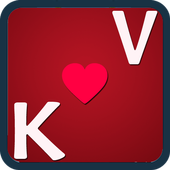 حرفك مع حرف حبيبك في صورة icon