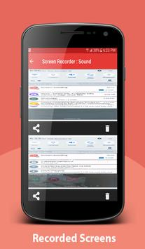 Screen Recorder With Sound screenshot 2