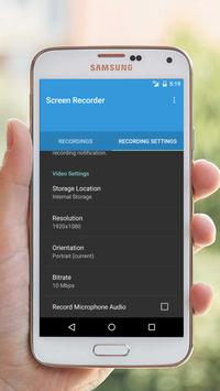 Screen Recorder HD screenshot 2