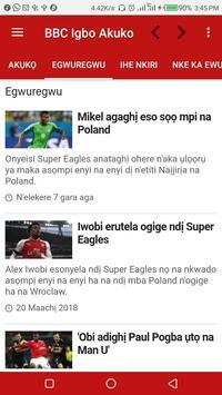 Akụkọ: BBC Igbo screenshot 2