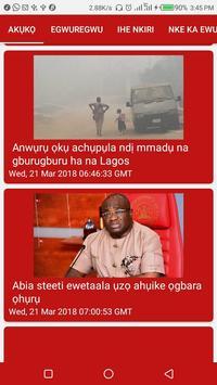 Akụkọ: BBC Igbo screenshot 3
