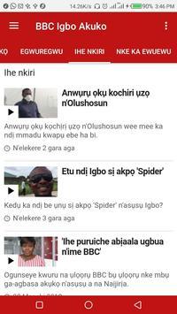 Akụkọ: BBC Igbo screenshot 4