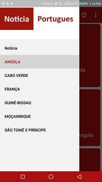 Noticia: RFI Portugues screenshot 1