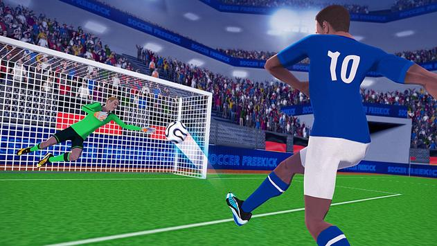 freekick soccer world champion apk download free sports game for
