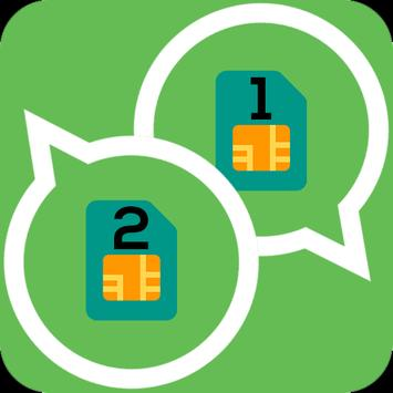 2 Lines For WhatsApp Simulator screenshot 5