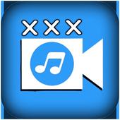 xxx Audio Video Player (Music & Video Player) icon