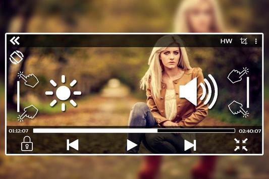 xxx Audio Video Player (Music & Video Player) screenshot 4