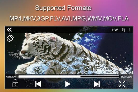 xxx Audio Video Player (Music & Video Player) screenshot 5
