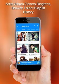 xxx Audio Video Player (Music & Video Player) screenshot 1