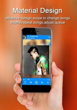 xxx Audio Video Player (Music & Video Player) screenshot 3