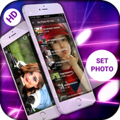 My Photo HD Video Player icon