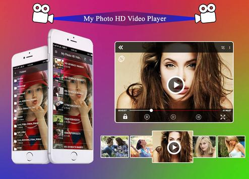 My Photo HD Video Player poster