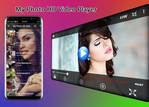 My Photo HD Video Player screenshot 1