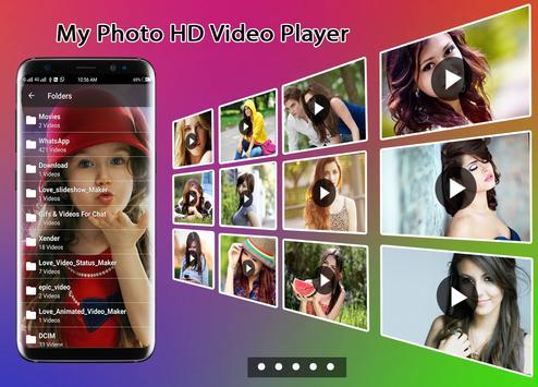 My Photo HD Video Player screenshot 2
