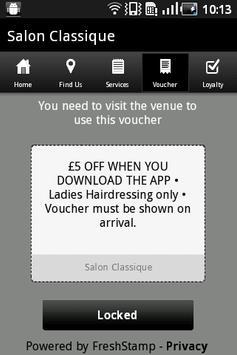 Salon Classique apk screenshot