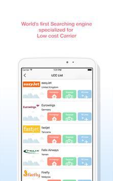 LCC Flights screenshot 16
