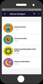 Kumpulan Doa Sehari-hari & Mustajab Lengkap apk screenshot