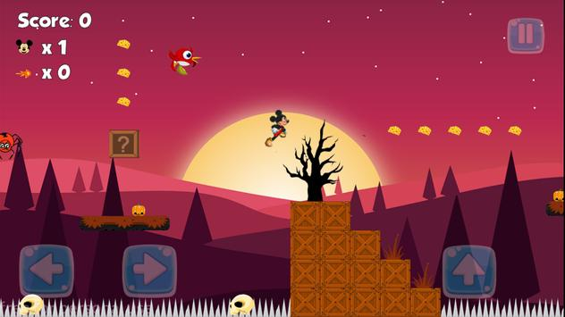 Micki Mouse Super Adventure apk screenshot