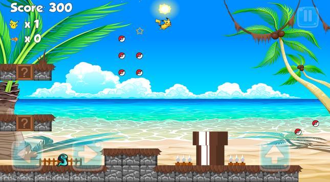 Phikacu Hero Adventure poster