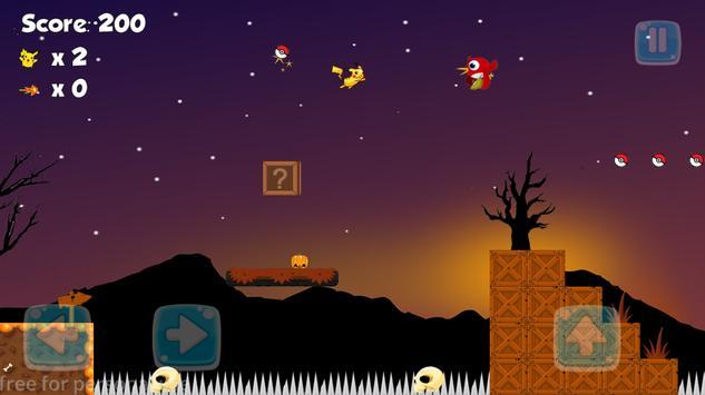 Phikacu Hero Adventure screenshot 4