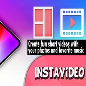 Insta Video Collage icon