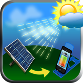 Solor Battery Charger Prank icon