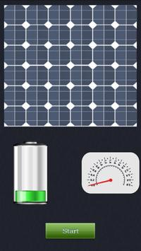 Solor Battery Charger Prank screenshot 1