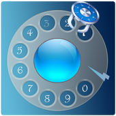 Old Phone Dialer Screen Lock icon