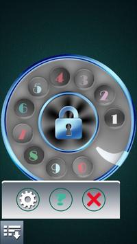Old Phone Dialer Screen Lock screenshot 1