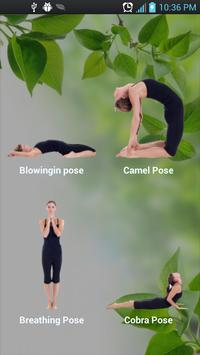 Yoga Steps apk screenshot
