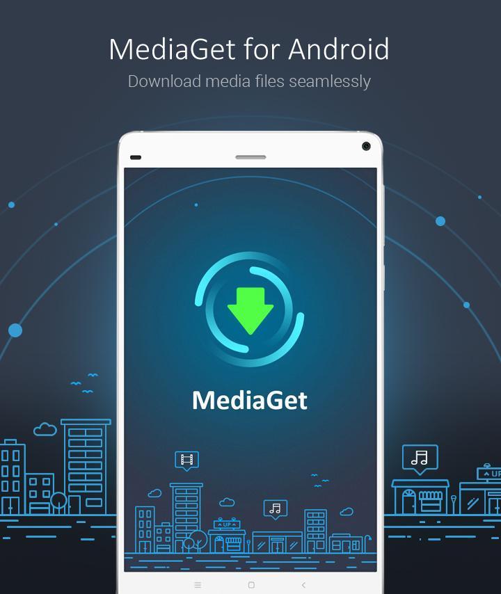 mediaget portable mega